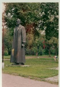 Felix Drizinski aug 1991