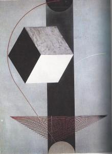 Lissitzky Proun