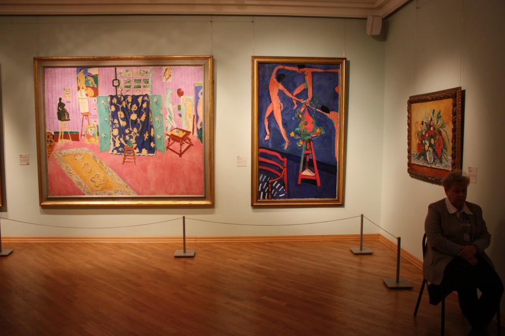 Matisse in Poesjkin
