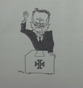 Kraus als orator