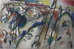 Kandinsky, Guggenheim, voorheen Folkwang