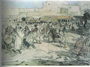 Jacob van Looy Tanger 1902