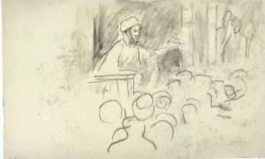 Max Slevogt Caïro 1914