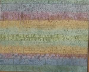 Paul Klee Jonge Aanplant 1929 (Phillips coll.)
