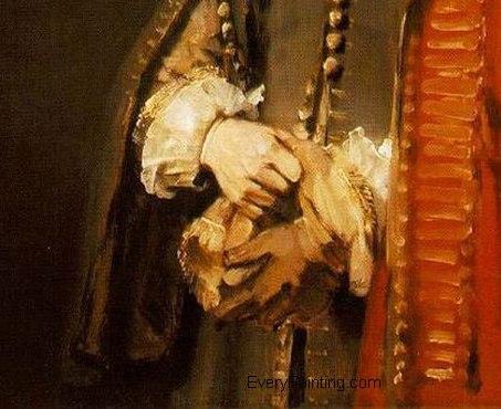 Jan Six handen